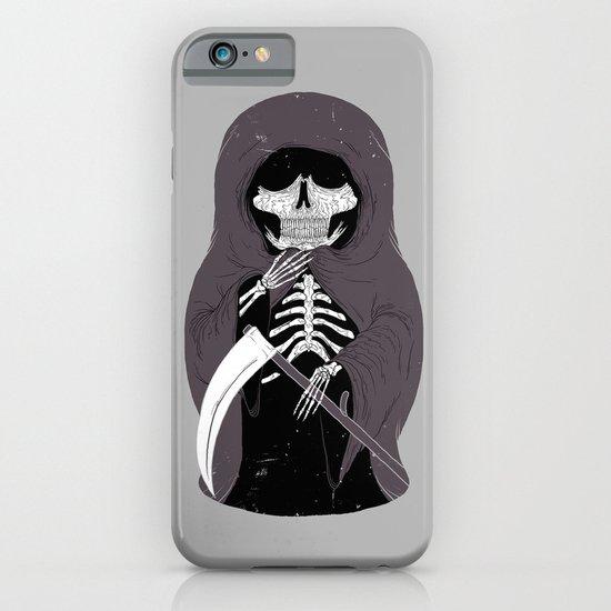 Death iPhone & iPod Case