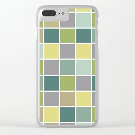 Earthworks - 2 Clear iPhone Case