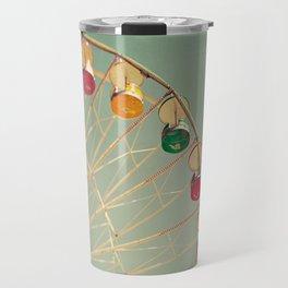 Color Wheel Travel Mug