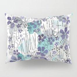 The most beautiful Pillow Sham