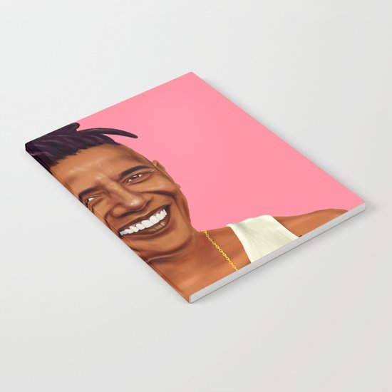 Hipstory - Barack Obama Notebook