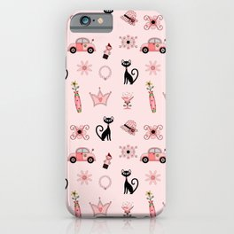 Suave Kitty iPhone Case
