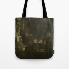 James Guthrie - Some statesmen of the Great War Tote Bag