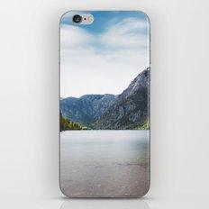 Lake Bohinj, Slovenia iPhone & iPod Skin