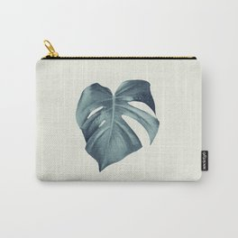 Monstera Leaf #1 #tropical #decor #art #society6 Carry-All Pouch