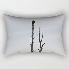 Perch With A View - IV Rectangular Pillow