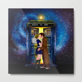 The Last Kiss iPhone 4 4s 5 5s 5c, ipod, ipad, pillow case and tshirt Metal Print