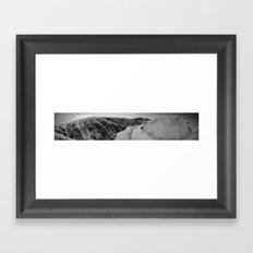 Martian Soil Framed Art Print