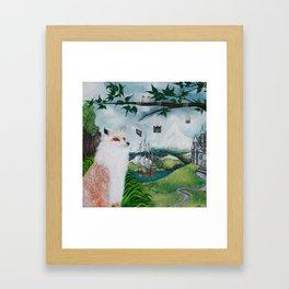 Windows Within Framed Art Print