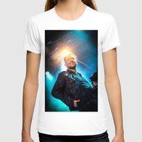 gorillaz T-shirts featuring Damon Albarn (Blur) - II by Tomás Correa Arce (RockMe TommyBoy)