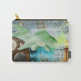 Down Where It's Wetter: Part 1 Carry-All Pouch