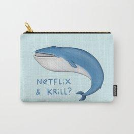 Netflix & Krill Carry-All Pouch