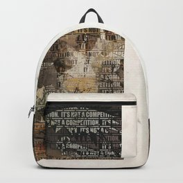 It's not a competition 03b Backpack