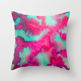 BloodLines Throw Pillow