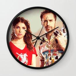 Mr. Right 2 Wall Clock