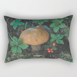 At Forest Rectangular Pillow