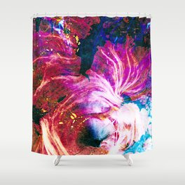 The Core Shower Curtain