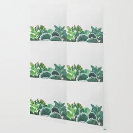 Plant Trio Wallpaper