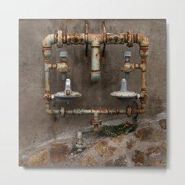 Natural Gas, Ottawa Metal Print
