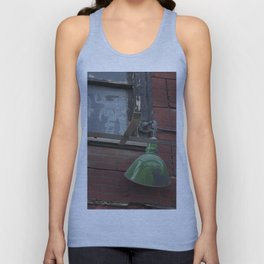 Lamps in the Beltline Unisex Tank Top