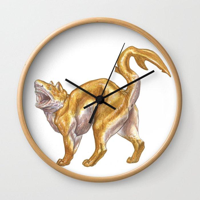 Lemon Shark Cat :: Series 1 Wall Clock