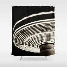 Fairground Ride Shower Curtain