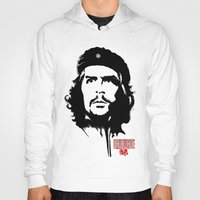 che Hoodies featuring CHE by favewavearts
