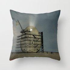 Creation of an eGG Throw Pillow