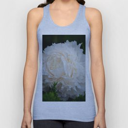 Champagne Peony by Teresa Thompson Unisex Tank Top