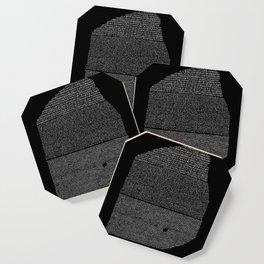 Pierre de Rosette  / Rosetta Stone Coaster