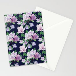 Magnolia Floral Frenzy Stationery Cards