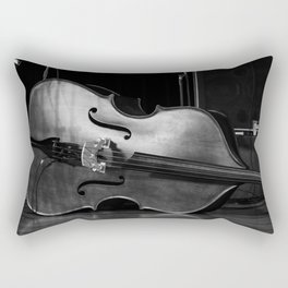 Brian Blade and the Fellowship Band bass Rectangular Pillow