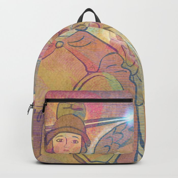 Fallen Angel Backpack