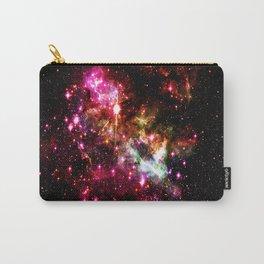 Tarantula Nebula Astral Fireworks Carry-All Pouch