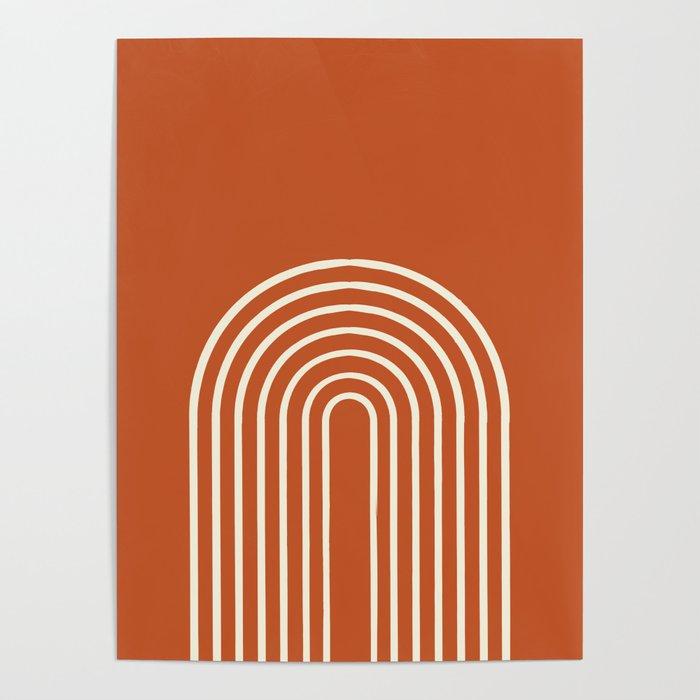 Terracota Poster