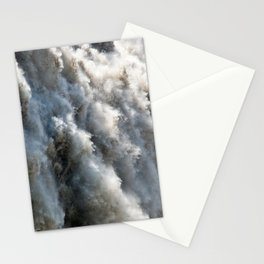 Crushing Down Stationery Cards