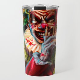 Scariest Clown Travel Mug