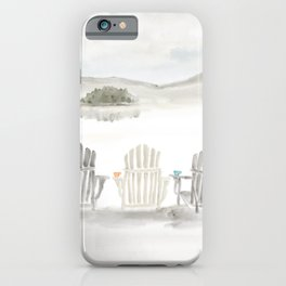 Molasses Pond ● The way the Sweet Life should be iPhone Case