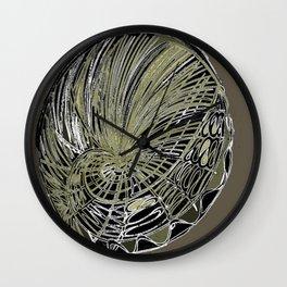 abstrato Wall Clock