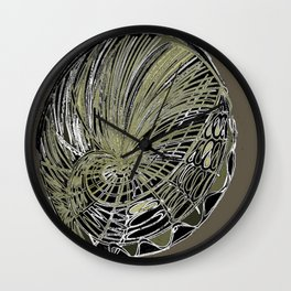 abstrato Wall Clock