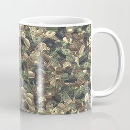 Fast food camouflage Coffee Mug