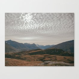 Landscapes of the Mind Canvas Print