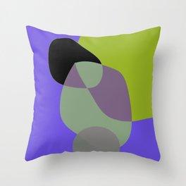 STRUCTUR NO 2 Throw Pillow