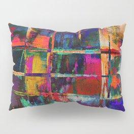 Canvas Abstract Deux Pillow Sham