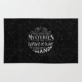 All of the Mysteries of the Universe Rug