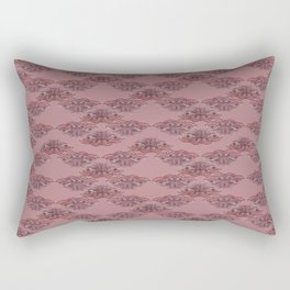 Alaska Rose Rectangular Pillow