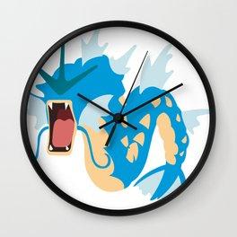 Gyarados Wall Clock