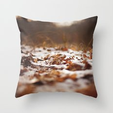 good things in life Throw Pillow