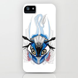 s1000rr dragon iPhone Case