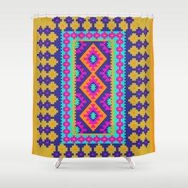 Kilim 2 Shower Curtain